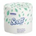 Deals List: Kimberly-Clark 04460 Scott 2-Ply Standard Roll Bathroom Tissue, White (Case of 80 Rolls)