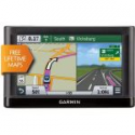 """Deals List: Garmin Nuvi 65LM Essential Series GPS Navigator with Lifetime Maps and 6"""" Display (Manufacture Refurbished)"""