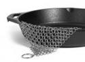 Deals List: Hudson Cast Iron Cleaner XL 7x7 Premium Stainless Steel Chainmail Scrubber