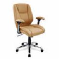Deals List: Realspace Eaton Mid-Back Bonded Leather Chair