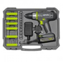 Deals List: Evolv 107-Piece Cordless Lithium Drill & Project Toolkit