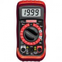 Deals List: Craftsman Multimeter, Digital, with 8 Functions and 20 Ranges