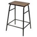 Deals List: Threshold Mixed Material 24-inch Counter Stool