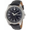 Deals List: Citizen Mens BM8490-06H Eco-Drive Black Dial Leather Band WR100 Day Date Watch