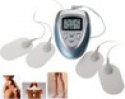 Deals List: Ultimate Physical Therapy Massager with Digital LCD Display and 4 Massage Pads