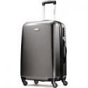 "Deals List: Samsonite Winfield Fashion Lightweight 20"" Hardside Spinner Luggage - Black/Silver"