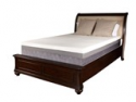 "Deals List: 12"" Luxury Gel Memory Foam Mattress with Vented Cover (5-Sizes)"