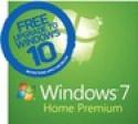 Deals List: Microsoft Windows 7 Home Premium Operating System Software - 64-Bit, DVD-GFC-02733