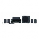 Deals List: Yamaha YHT-399UBL 5.1 Channel Home Theater in a Box System
