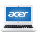 "Deals List: Refurbished Acer White 11.6"" CB3-111-C8UB Chromebook PC with Intel Celeron N2830 Dual-Core Processor, 2GB Memory, 16GB SSD and Chrome OS"
