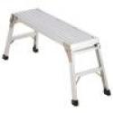 Deals List: Werner 39-1/2 in. x 12 in. x 20-9/16 in. Aluminum Work Platform