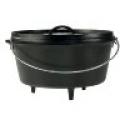 Deals List: Lodge 8 Quart Cast Iron Deep Camp Dutch Oven