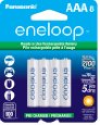 Deals List: Panasonic BK-4MCCA8BA eneloop AAA New 2100 Cycle Ni-MH Pre-Charged Rechargeable Batteries, 8 Pack