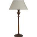 Deals List: Wood Table Lamp