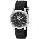 Deals List: $44.99 Seiko Men's Automatic Canvas Strap Watches
