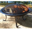 "Deals List: Threshold 26"" Round Folding Firebowl"