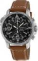 Deals List: Seiko Solar Chronograph Compass Black Dial Men's Watch (SSC081)