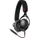 Deals List: V-MODA - Crossfade M-80 On-Ear Headphones - Black/Red