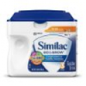 Deals List: Similac Go & Grow Stage 3, Milk Based Toddler Drink with Iron, Powder, 22 Ounces (Pack of 6)