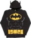 Deals List: Batman Suit Up Hoodie with Cape Mens Hoodie