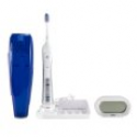 Deals List: Oral-B Professional Deep Sweep + Smartguide Triaction 5000 Rechargeable Electric Toothbrush 1 Count