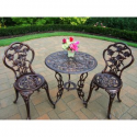 Deals List: Rose 3-Piece Bistro Patio Set