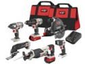 Deals List: PORTER-CABLE PCCK618L6 20V MAX 6-Tool Combo Kit