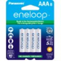 """Deals List: Panasonic Eneloop """"AAA"""" 800 mAh Rechargeable Ni-MH Battery, 2100 Recharge Cycles(8 Pack)"""