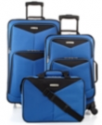 Deals List: Travel Select Bay Front 3 Piece Spinner Luggage Set