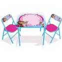 Deals List: Disney Frozen Erasable Activity Table Set with 3 Markers