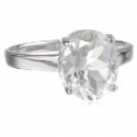 Deals List: Sterling Silver and Oval Gemstone Ring