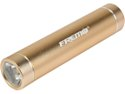 Deals List: Fremo Q-02 3200mAh External Battery Pack Power Bank (Built-in LED Flash Light with High/Low/Strobe Modes) for iPhone 6, 6 plus, 5S, Samsung, HTC and other USB-Charged devices (Gold)