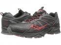Deals List: Saucony Grid Excursion TR8 Men's Shoes (Grey/Black/Red)