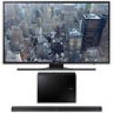 "Deals List:  Samsung UN55JU6500 55"" 4K Smart LED HDTV (2015 model) + Samsung HW-J550 Wireless Soundbar"