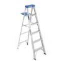 Deals List: Werner 6 ft. Aluminum Step Ladder with 250 lb. Load Capacity Type I Duty Rating