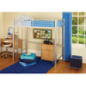 Deals List: Your Zone Metal Loft Twin Bed
