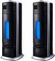 Deals List: 2 Two Carbon Ionic Air Purifier Ionizer Negative Fresh Ions Pro Breeze Black