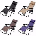 Deals List: Zero Gravity Chair Recliner UtilityTray Pool (2-pack)