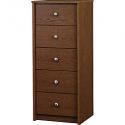 Deals List: Essential Home Walnut Belmont 4-Drawer Dresser Chest