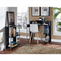 Deals List: Desk with Bookcase Combo, Multiple Finishes
