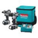 Deals List: Makita18-Volt Lithium-Ion Compact Combo Kit (2-Tool) Refurb