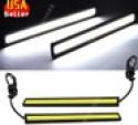 Deals List: 2-Pack LED Light Universal Car Fog Driving Lamp Daytime Running Lights