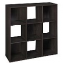 Deals List: ClosetMaid Cubeicals 9-Cube Organizer, Espresso
