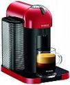 Deals List: Nespresso VertuoLine Coffee and Espresso Maker (Red)