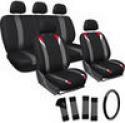 Deals List: OxGord 17-Piece Auto Car Seat Cover Set
