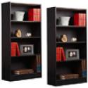Deals List: Orion 4-Shelf Bookcases, Set of 2