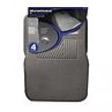 Deals List: WeatherHandler FM-JD02G 4 piece carpet floor mat with rubber heel pad
