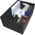 Deals List: Goodies - Universal Storage Bin - Black, SLB1711