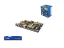 Deals List: SuperCombo Upgrade Pack: Intel Core i5-4590 3.3GHz Haswell Quad-Core CPU, ASUS Z87-PRO (V Edition)LGA 1150 MOBO, HyperX Fury 8GB Memory