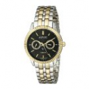 Deals List: August Steiner Men's AS8050TTG Analog Display Swiss Quartz Two Tone Watch